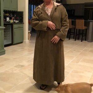 Fleet Street brown coat